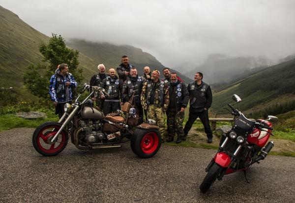Biker Boys by Irishkate