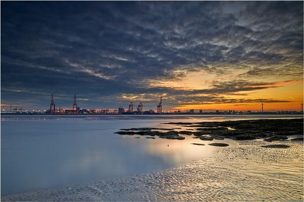 Across the Mersey by jeanie