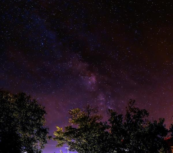 Milky Way, Sagittarius, Scorpius by wacrizphoto