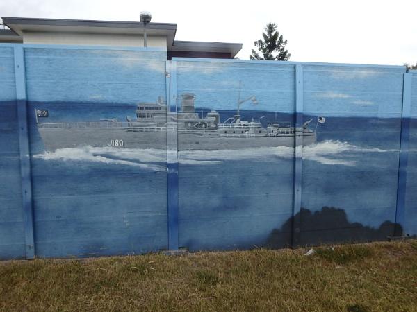 HMS Ipswich II by artgaz1062