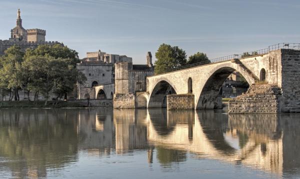 The Bridge at Avignon by mm5040