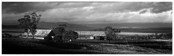Shearing Sheds, Mooki Hill, Liverpool Plains, New South Wales by BobinAus