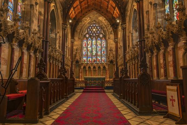 Marble church, Bodelwyddan by kip55