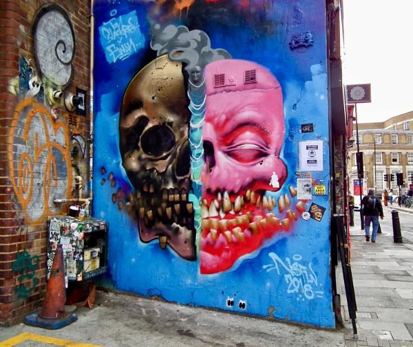 Skulls by KrazyKA