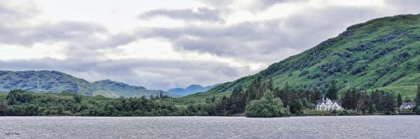 Sailing Loch Katrine. by Tooma