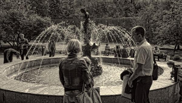 water magic #2 by leo_nid