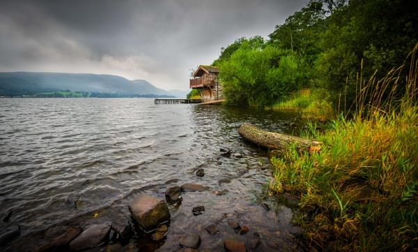 Ullswater Boathouse by Billdad