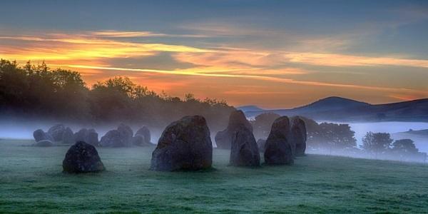 Castlerigg Mist by Coloured_Images