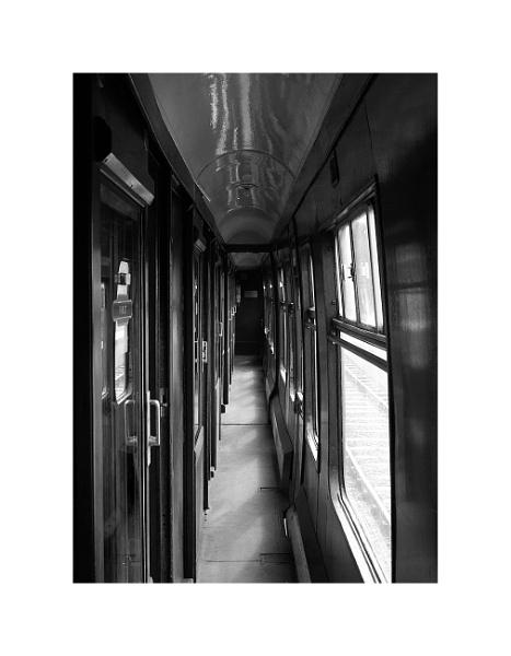 Hallway by Adrianhalliday