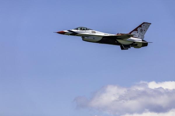 Thunderbird - USAF by DBoardman