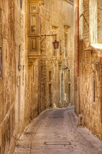 The Silent City, Malta by martin174