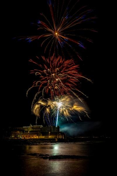 Port fireworks by zwarder