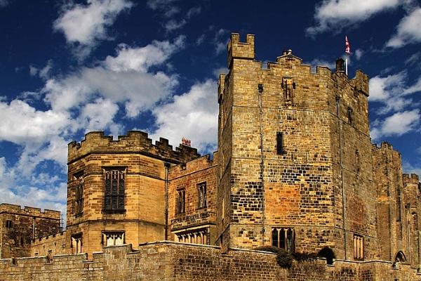 Raby Castle by Trevrox