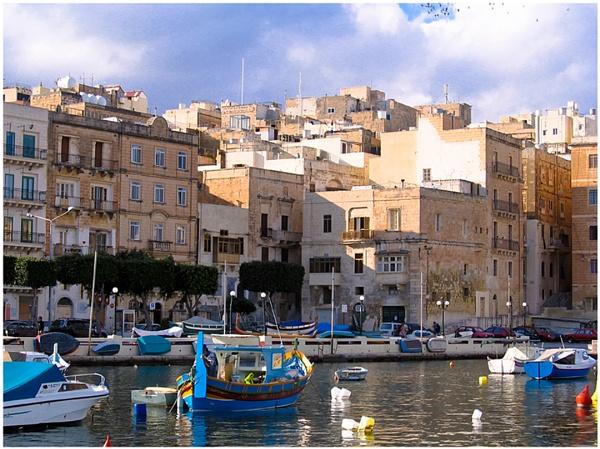 "\"" Malta \"" by badgerwil70"