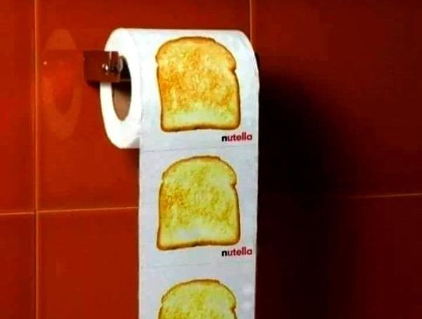 Toilet humour... by Chinga