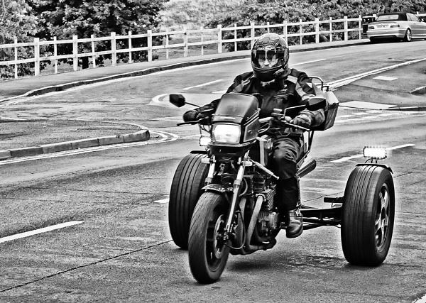 Three wheels ....plus by hobbo
