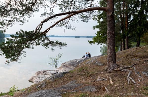 Bodom lake.