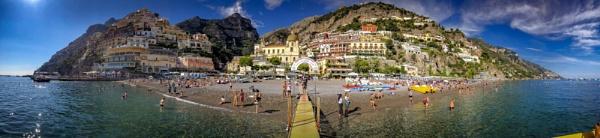 Pretty Positano by jcannon