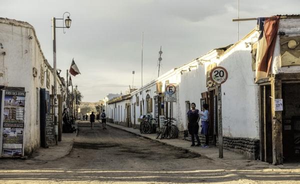 San Pedro De Atacama by suejoh