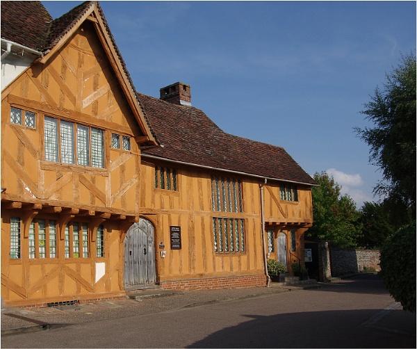 Little Hall, Lavenham by johnriley1uk