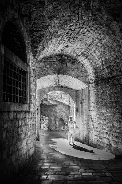 Shadowie Figure by Billdad