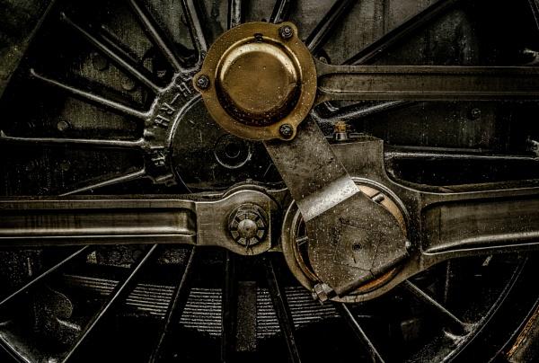Steam Powered by Pygar