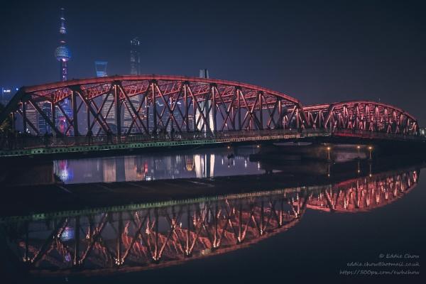 Waibaidu Bridge (II) by chowe328