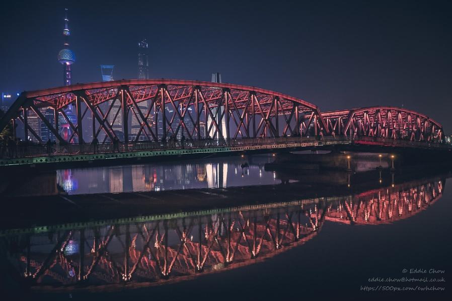 Waibaidu Bridge (II)