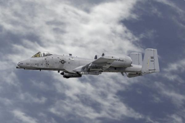 A-10 Warthog by DBoardman