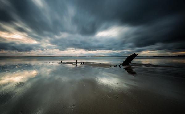 The Rhosseli Wreck by martin.w