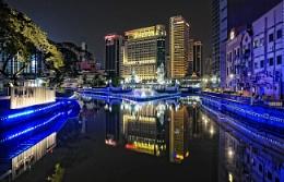 The founding spot of Kuala Lumpur..........
