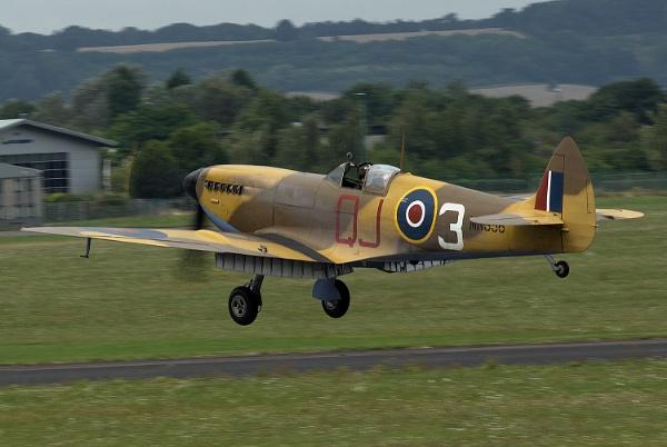 Spitfire MK356 by Chrism8