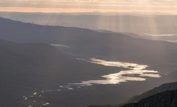 Loch Loyne by PaulHolloway