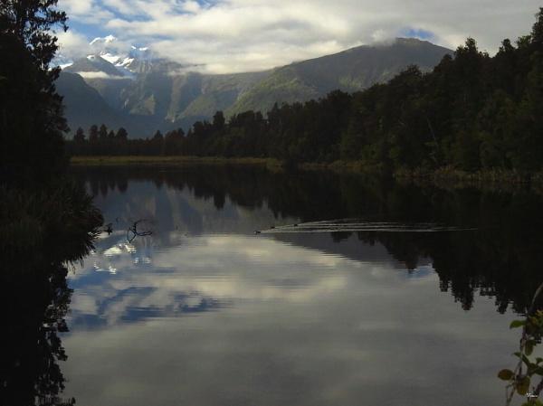 Lake Matheson 10 by DevilsAdvocate