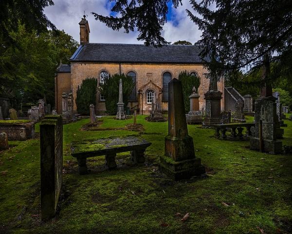 Kirkmichael Parish Church by AndrewAlbert