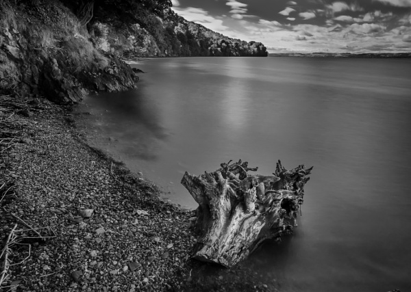 Long exposure at Wormit by Osool