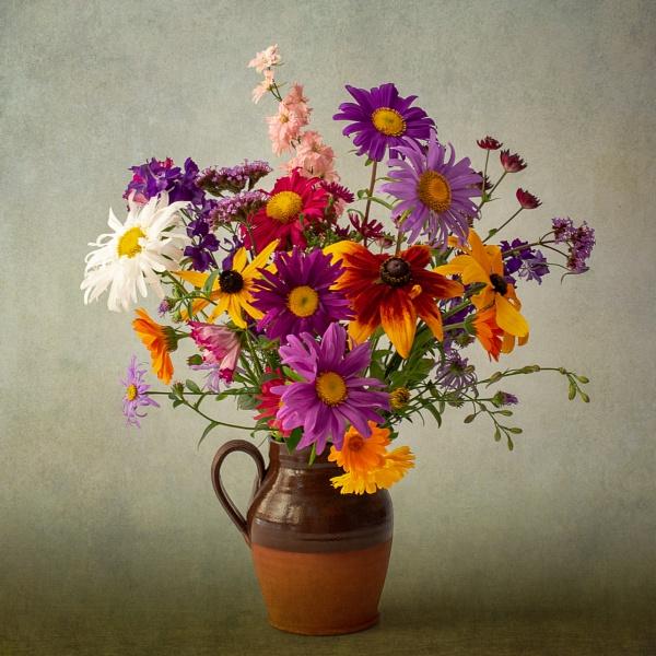 Garden Flowers by flowerpower59