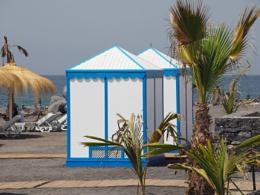 Photo : Beach Huts