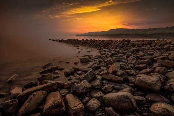 Kimmeridge Bay by Legend147