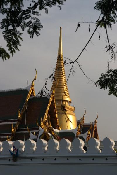 Grand Palace, Bangkok by mikekay