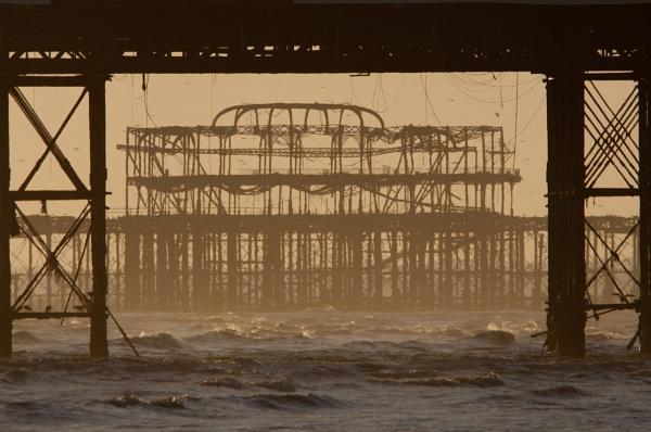west pier... by alfpics