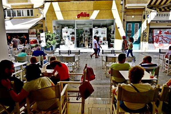 Street scene by Savvas511