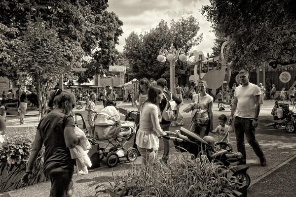 playground corner by leo_nid