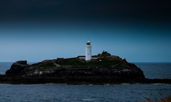 Godrevy Lighthouse by JoshMorris