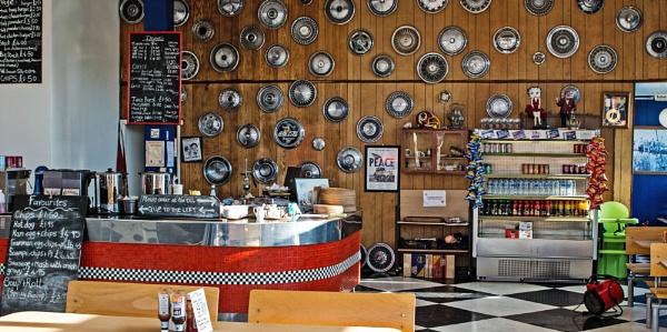 Cafe Royal Bridport by starckimages