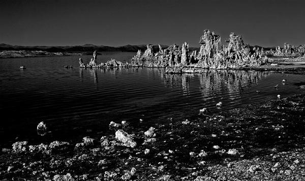 Tufa at Mono Lake by Zydeco_Joe