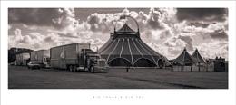 Big truck and big top