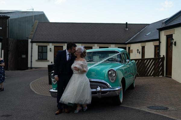 Wedding bliss by Gordonsimpson