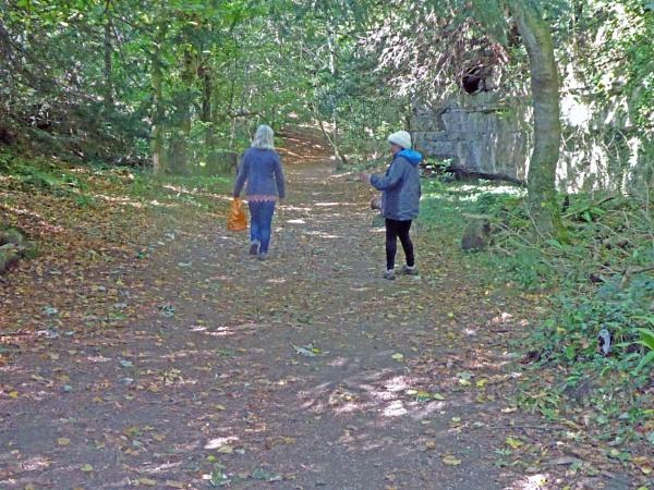 Walk in Anston Stones by Gypsyman