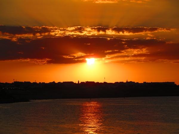 sunset 2 by bulbulov